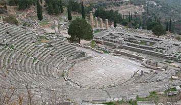 Tempio di Apollo a Delfi